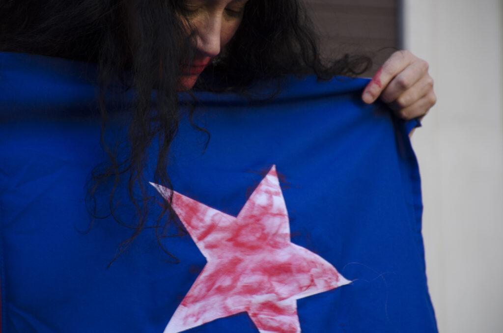 La Bandera exterior Janet Toro 4
