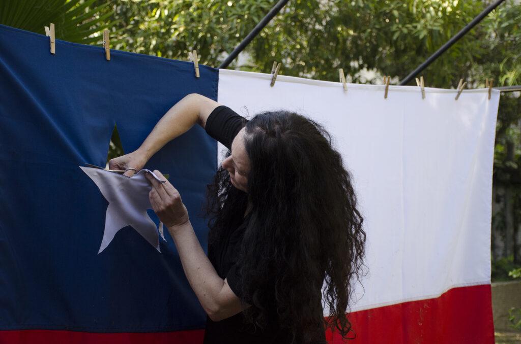 La bandera Janet Toro 2