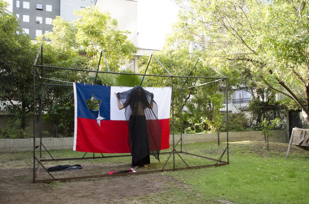 La bandera Janet Toro 4