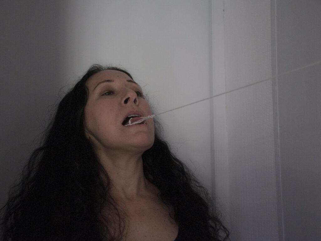 Performance Mutismo 2 Janet Toro 2020